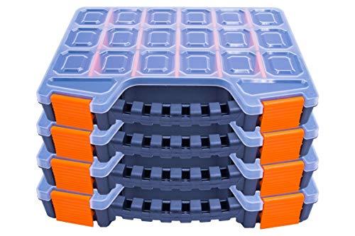 Sortimentskasten Sortierkasten Kunststoff Profi Sortierbox