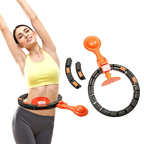 KUAJING Weighted Hula Hoop for Exer…