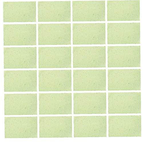 Maquillage en papier Papier Huile Absorbant Feuilles de nettoyage du visage Film de contrôle de la menthe poivrée de beauté