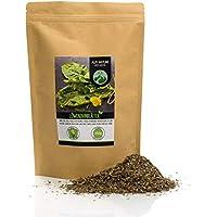 Té de diente de león (250g), hojas de diente de león cortadas, suavemente secadas, 100% puras y naturales para la preparación de té, té de hierbas