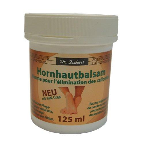 2 Dosen / Tiegel Hornhaut Balsam von Dr. Sachers