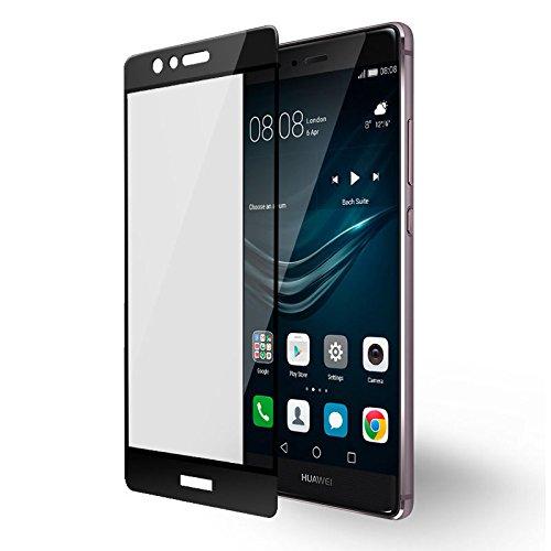 MUNDDY Protector de Pantalla Completa para Huawei P9 Lite de Dureza de...
