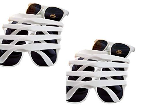 Fashioncraft,Wedding Party Bridal Shower Favors, Trendy Sunglasses, Set of 50