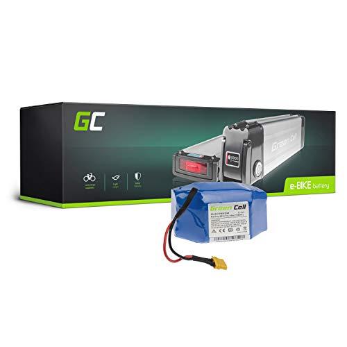 Green Cell® Batteria per Hoverboard 36V 4.4Ah 158Wh Li-Ion a Ioni di Litio per Motori da 250W Monopattino Elettrico Skateboard Scooter per Gyropode, Viron, Razor, Caterpillar