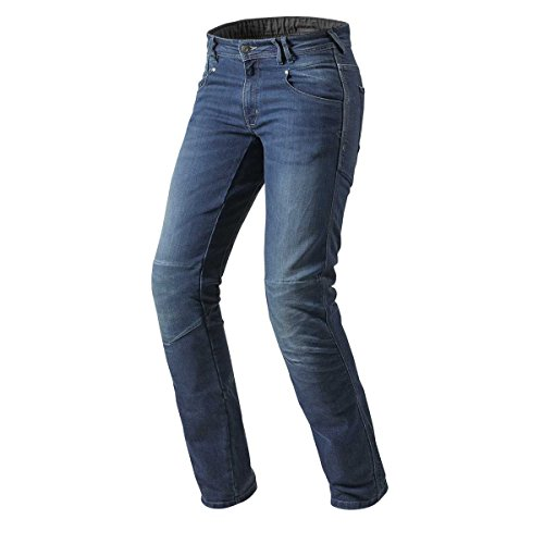 Revit Jeans Corona, Farbe medium-blau, Größe 36/34