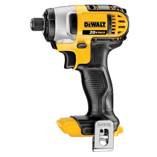 DEWALT 20V MAX Impact Driver, 1/4-Inch, Tool Only (DCF885B)