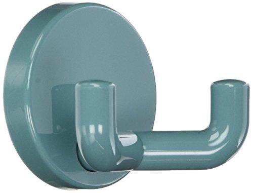 HEWI Doppel-Wandhaken | Polyamid aquablau 55 | 1 Stück | 477.90.025