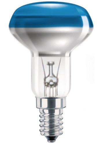 Philips Reflektorlampe NR50 40 Watt E14 blau