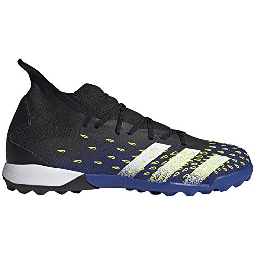 adidas Predator Freak .3 Turf Shoe - Men's Soccer Core...