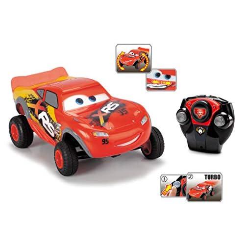 Simba Rc Cars Saetta McQueen Xrs 1:24, 18 Cm, 2 Canali, Frequenza 2,4Ghz, Multicolore, 4006333058981