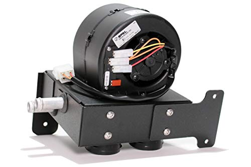 Inferno Cab Heater with Defrost Fits : 2015-Current Kawasaki Mule PRO FX Series