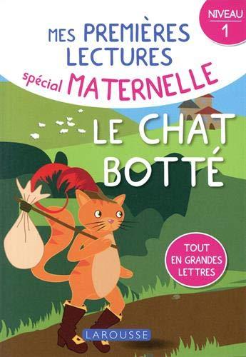 Mes premières lectures spécial maternelle, le chat botté