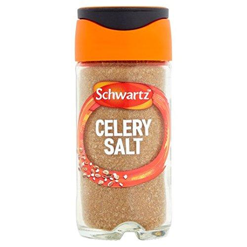 Schwartz Tarro de sal de apio 72 g