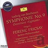 Beethoven : Symphonie n° 9 - Ouverture 'Egmont'