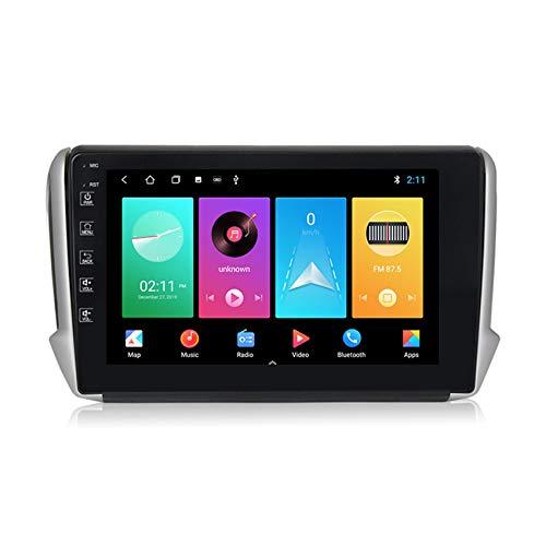 ADMLZQQ Autoradio Android10.0 per Seat Ibiza 2001-2006 HD Touch Screen multimediale Lettore MP5 Supporta GPS Navi Comandi al Volante Vivavoce Bluetooth FM/RDS(PX6),M150,2+32G