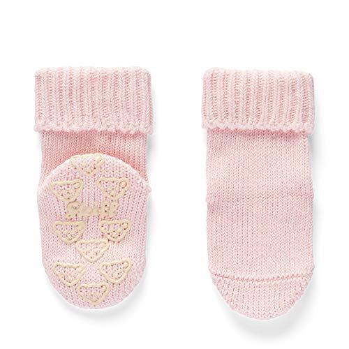 Steiff Baby-Unisex Socken, Rosa (Barely Pink 2560), 16 (Herstellergröße: 016)