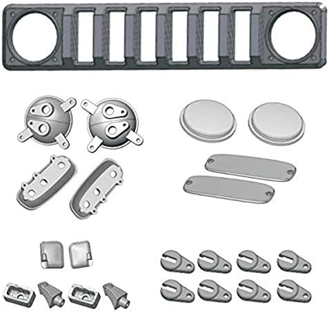Redcat Racing RER11473 Gen 8 Scout II Accessory Kit for Clear Body product image