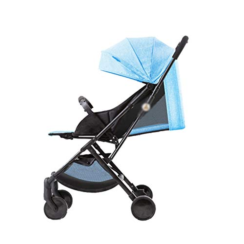 Best Buy! Baby Trolley Stroller Folding High Light Can Sit RecliningLandscape Baby Reclining Seat Ba...