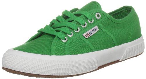 Superga - 2750 Cotu Classic - Baskets - Mixte Adulte - Vert (C88 Island Green) - 36 EU
