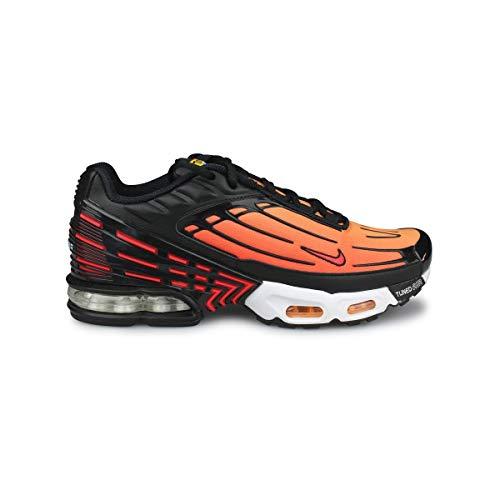 Nike Air Max Plus III Negro Cd7005-001, Negro (Negro ), 39 EU