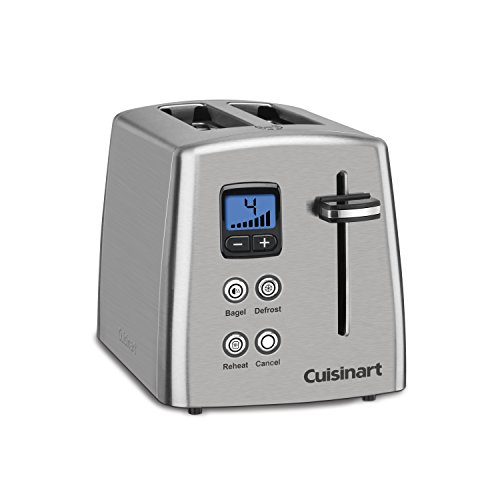 Cuisinart CPT-415 Countdown 2-Slice Stainless Steel Toaster