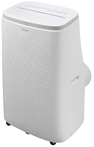 Bestron Mobile Klimaanlage für Räume bis 55m², Klimagerät mit App + Sprachsteuerung via WiFi, Touch-Bedienfeld und Fernbedienung, Kühlleistung 4,1 kW mit umweltfreundlichen Kühlmittel, 14.000 BTU/h