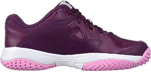 Nike Court Lite 2, Scarpe da Tennis Donna, Rosa (Bordeaux/White-Pink Rise 603), 42 EU