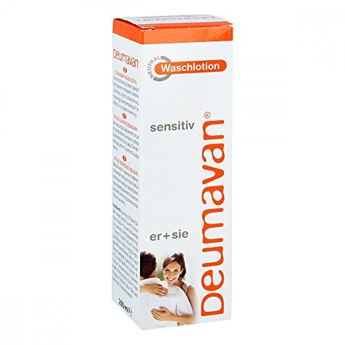 DEUMAVAN Waschlotion sensitiv neutral 200 ml Lotion