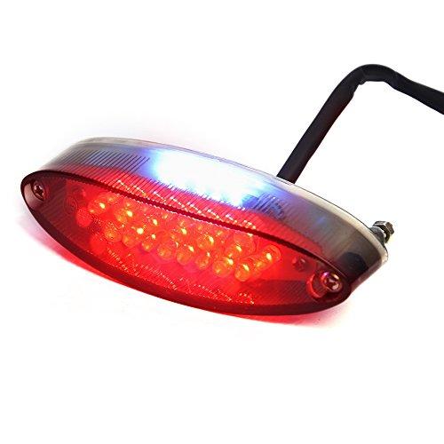 Universal 28 LEDs Motorcycle ATV Tail Light Brake Stop Lights For Suzuki Harley Davidson Honda Kawasaki Triumph BMW DR DRZ 650 400