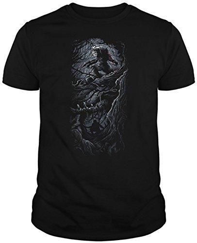 Camiseta de Hombre Varios Peliculas PELICULA 90 Predator Alien Schwarzenegger M