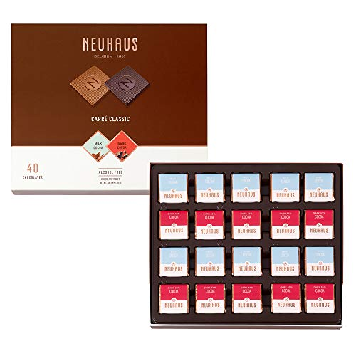 Neuhaus Clásicos Dark & Milk Chocolate - 200 gr