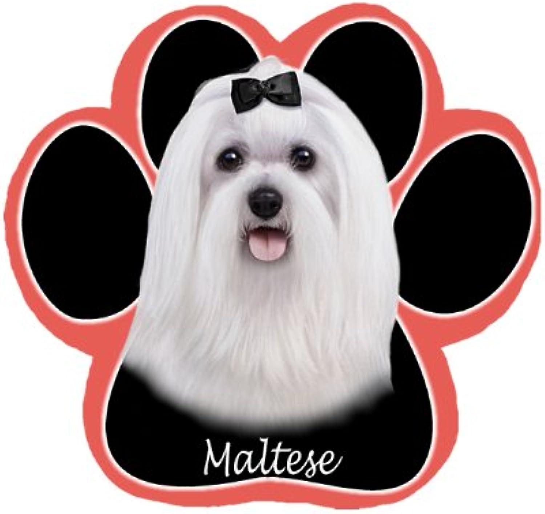 E&S Pets Malteser Hund Paw Rutschfeste Mauspad B005OFI5WQ  | | | Ausgewählte Materialien  24e3a2
