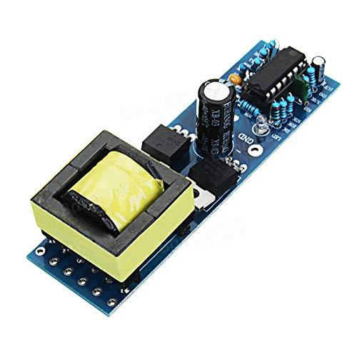 Módulo electrónico Módulo de impulso del inversor 150W DC12V PRESENTE DE LA TABLA DE LA TABLÓN DE LA FRECUENCIA DE LA ONA PLAZADA 150W Equipo electrónico de alta precisión