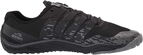 Merrell Trail Glove 5, Zapatillas Deportivas para Interior para Hombre, Negro (Black), 43.5 EU