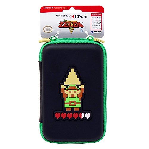 Bolsa rígida Hori Retro Zelda para 3DS XL e Nintendo 3DS XL