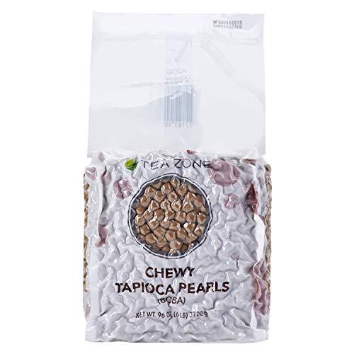 Tea Zone Chewy Tapioca Boba - Bag (6 lbs)