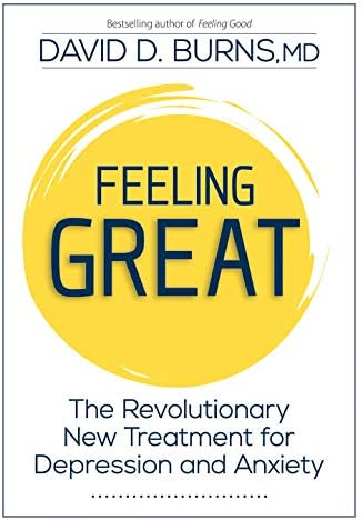 Feeling Great The Revolutionary New Treatment for Depression and Anxiety product image