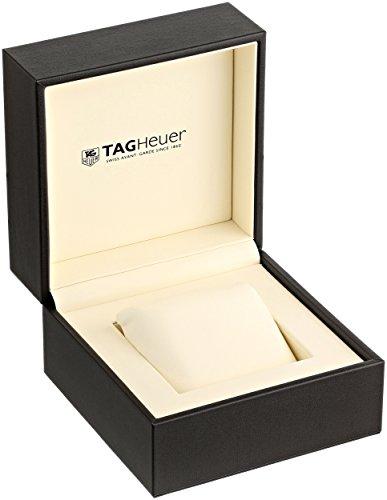 Tag Heuer WAR211B.ba0782–Montre de Poignet pour Homme, Bracelet en Acier Inoxydable Couleur...