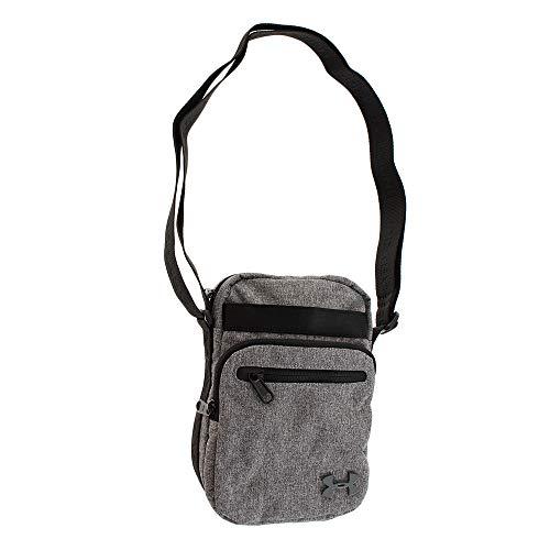 Under Armour Crossbody Shoudler Man Small Item Travel Bag - Charcoal