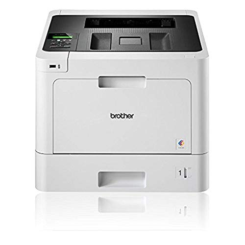 Brother HL-L8260CDW Colour Laser Printer - Single Function, Wireless USB 2.0 Network, 2 Sided Printing, 31PPM, A4 Printer, Business Printer