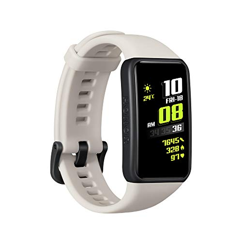 HONOR Band 6 Fitness Tracker Smart Watch for Men Women, 1.47''AMOLED Color Screen, SpO2,24H Heart Rate Monitor,14 Days...