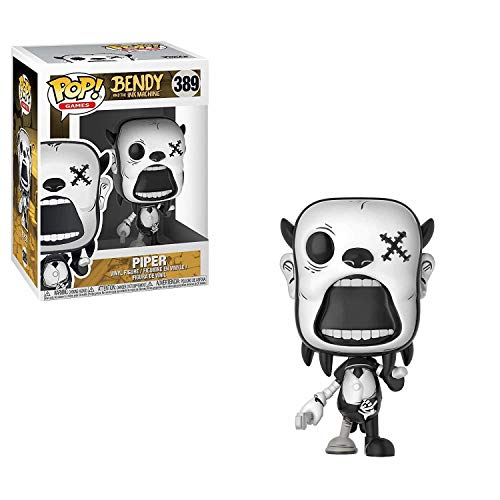Funko Pop Games : Bendy and the Ink Machine - Piper #389