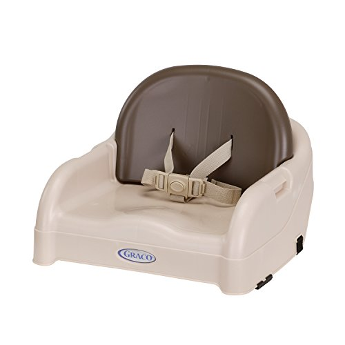Image of Graco Blossom Booster Seat, Brown/Tan