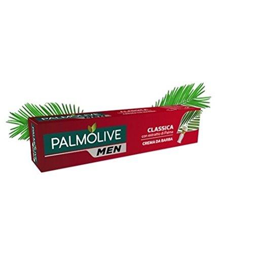 Palmolive man classica Rasierseife seife mit Palmenextrakt Rasierschaum 100ml