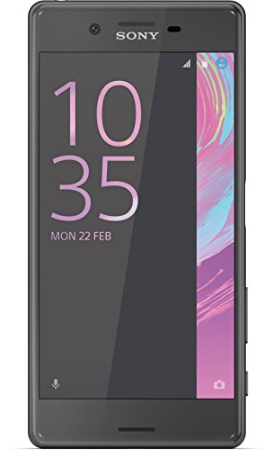 Sony Xperia X Smartphone 4G , 3 GB RAM, 4G, Memoria 32GB, Camera 23 MP, Android 6.0, Nero