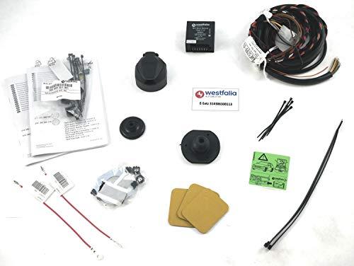 WESTFALIA Automotive 314386300113 Elektrosatz 13-polig und fahrzeugspezifisch für Opel Astra J 12/09, Insignia 11/08, Meriva 06/10, Zafira Tourer 01/12, Mokka X 09/16, Chevrolet Cruze (ab 05/09)