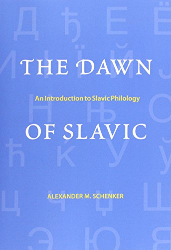 Compare Textbook Prices for The Dawn of Slavic: An Introduction to Slavic Philology Yale Language Series Illustrated Edition ISBN 9780300212402 by Schenker, Alexander M.