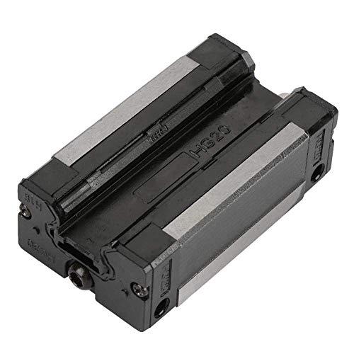 Buy KONGZIR Carriage Slider, 20mm Rail Block Linear Carriage Slider Linear Slide Block Linear Motion...