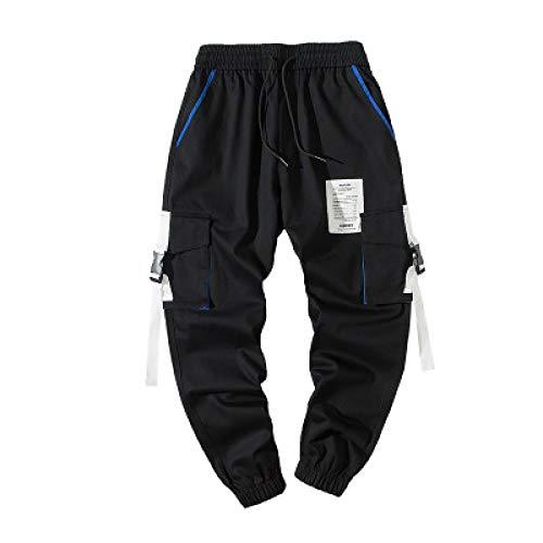 nobranded Pantalon Homme Pantalon Tactique Pantalon Cargo léger d'extérieur Pantalon Sarouel ࠠ Neuf Points Lâche pour Le Camping