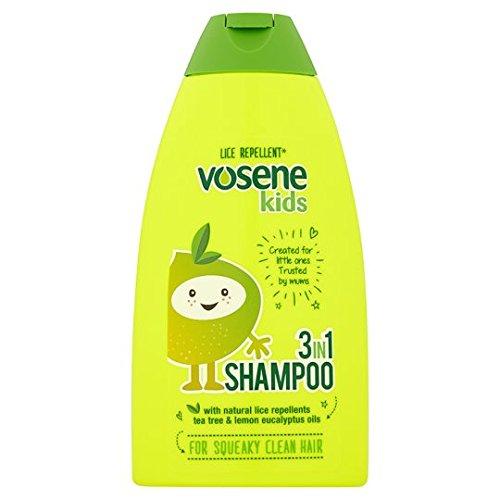 Vosene Kids 3 in1 Shampoo